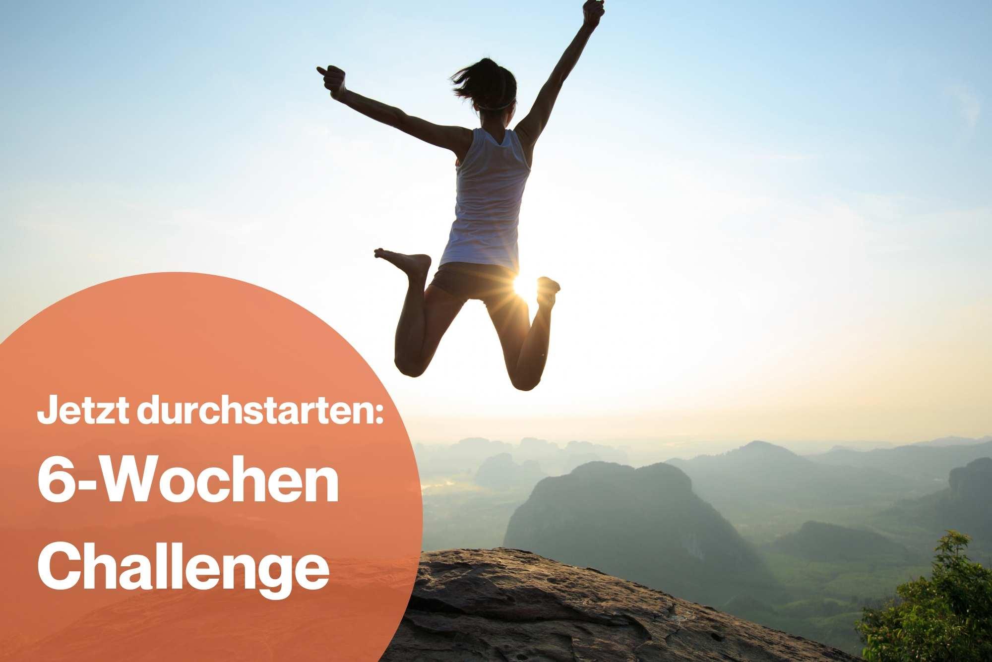 6 Wochen Challenge