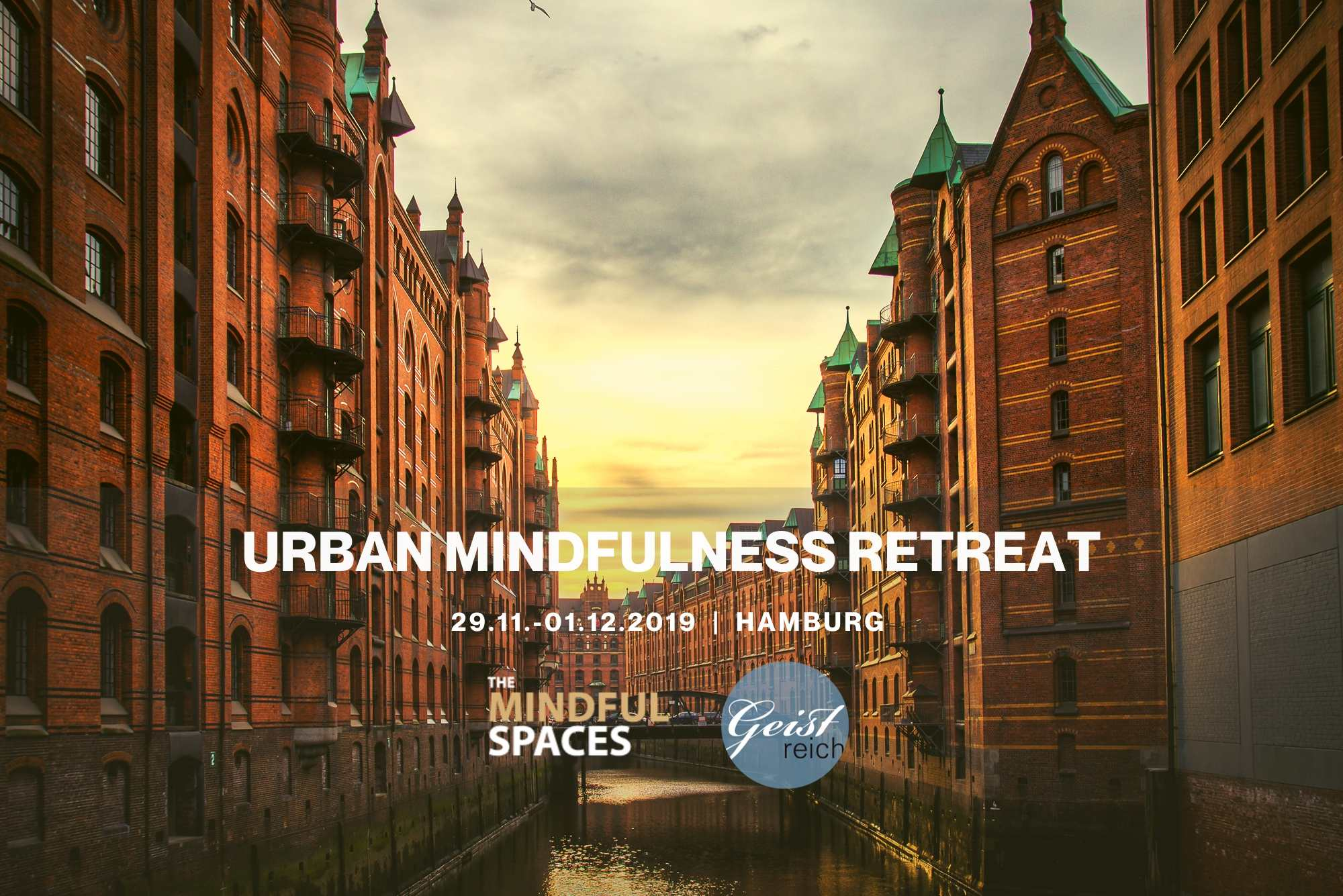 Urban Mindfulness Retreat Hamburg