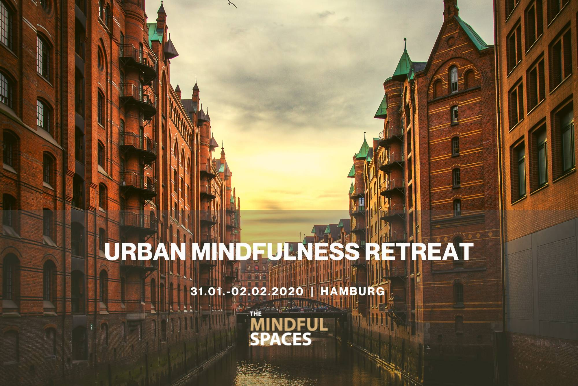 Urban Mindfulness Retreat Hamburg